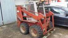 Used GEHL 3610 skid