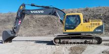 Used 2005 VOLVO EC21