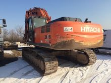2006 HITACHI ZX 350LC-3 tracked