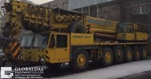 2001 DEMAG AC 615 mobile crane