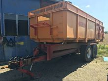 1991 MIEDEMA HST125 tractor tra