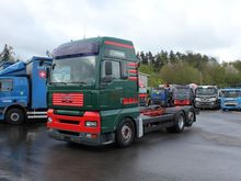 2003 MAN 26.463 FNLW *4 chassis
