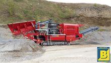 2016 MAXIMUS MXC-1200 crushing