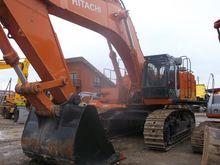 2009 HITACHI 670 tracked excava