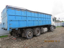 2000 MAN 26.414 dump truck