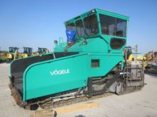 2004 VÖGELE Super 1600-1 crawle