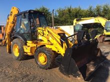 Used 2001 JCB 3CX Si
