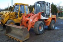 1997 HYDREMA WL470 wheel loader