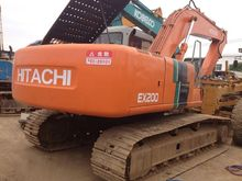 2011 HITACHI EX200 tracked exca