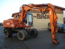 2000 ATLAS 1504 wheel excavator