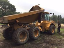 Used 2004 VOLVO hydr