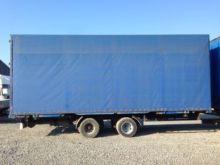 2000 FRUEHAUF BDF tilt trailer