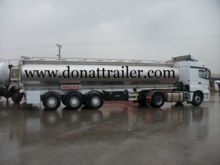 DONAT Chrome Nickel Tanker chem