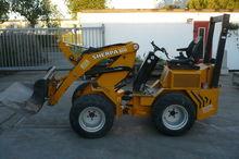 2009 Sherpa 300 wheel loader