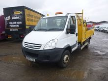 2009 IVECO DAILY 65C18 tank tru
