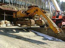 2002 CASE CX 210 tracked excava