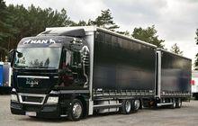 2012 MAN TGX 26.440 ZESTAW TAND