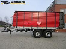 2013 LELY Tigo 60 T tractor tra