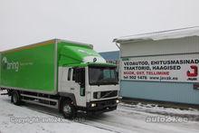 2006 VOLVO FL6 250 184kW closed