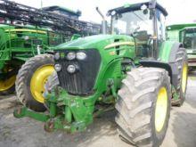 2008 JOHN DEERE 7930 wheel trac