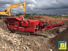 2016 MAXIMUS MXJ-1000 crushing