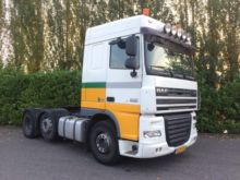 2007 DAF FTG XF105.460 SC tract