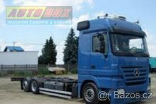 2011 MERCEDES-BENZ Actros chass