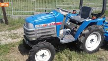 ISEKI TM17 mini tractor