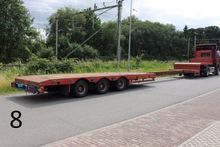 2005 Low bed semi-trailer