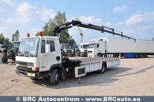 2000 DAF FA 45.150 timber truck