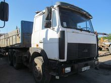 2008 MAZ 6422A8 tractor unit