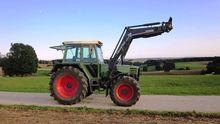 1995 FENDT Farmer 308 LSA wheel