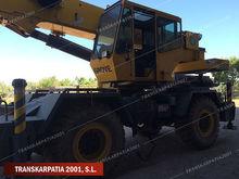 2005 GROVE RT 530E mobile crane