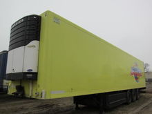 2005 Refrigerated semi-trailer