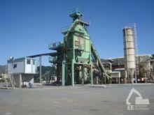 CENTRALE ENROBÉE concrete plant