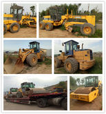 2010 SDLG RM226 22Ton Compactor