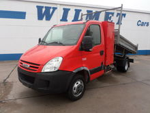 Used 2010 IVECO 35 C