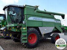 2007 FENDT 6250E combine-harves