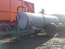 Koolvic liquid manure spreader