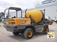 2007 DIECI L3500 concrete mixer