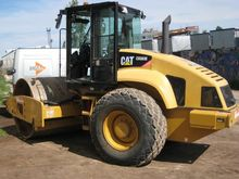 2006 CATERPILLAR CS 563E single
