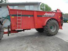 2004 EVR 16.12 manure spreader