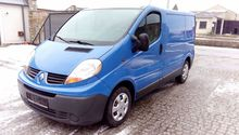Used 2007 RENAULT Tr
