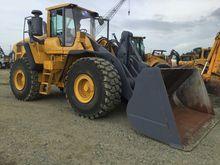 2011 VOLVO L150G wheel loader