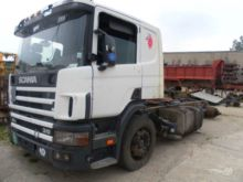 2000 SCANIA 94L chassis truck f