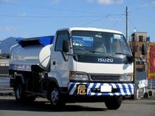 2005 ISUZU Forward fuel truck