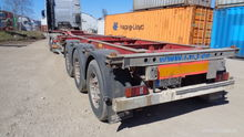 2006 SCHMITZ container chassis