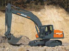 Used ATLAS 225LC tra
