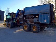 2002 Damaged TIMBERJACK 1410 wo