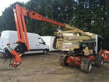 Used Damaged JLG 450